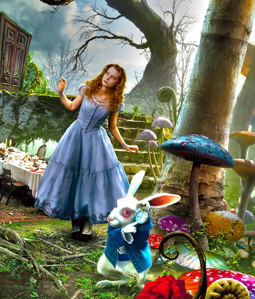 Alice In Wonderland Real Life Movie