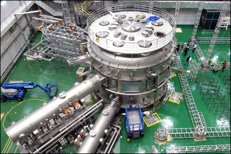 Fusion test reactor