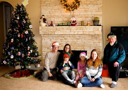 Burokas Riedt Christmas 2014