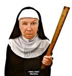 nun-with-ruler